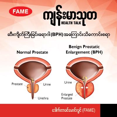 All about BPH (Benign Prostatic Hyperplasia)