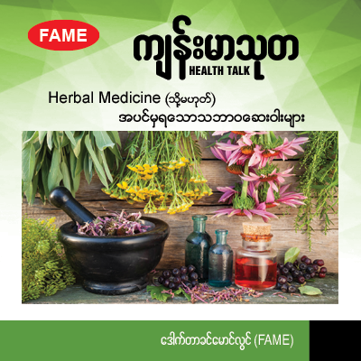 All about herbal medicine or the natural medicines from plants