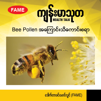 All about beepollens