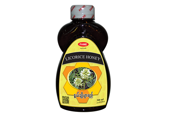 Licorice Honey