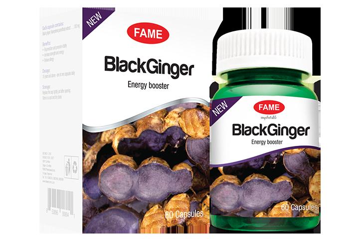 BlackGinger